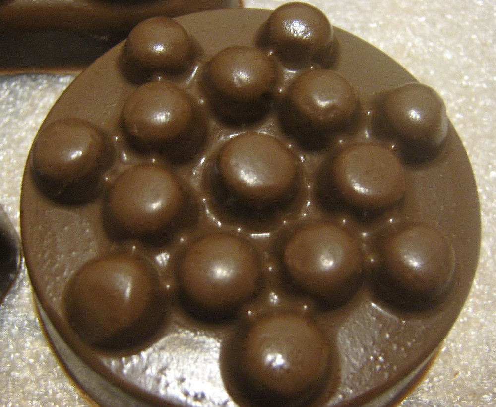 Edible Chocolate massage bars image 4