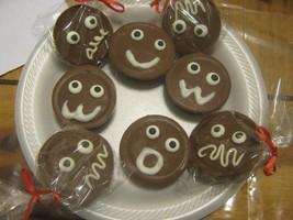 Funny Face Chocolate Covered Oreos image 2