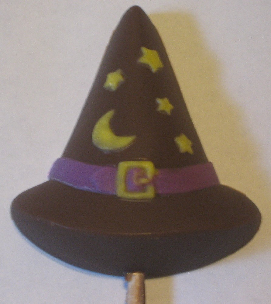 Primary image for One dozen witch hat lollipops
