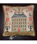 Milday's Manor cross stitch chart Abby Rose Designs - $9.00