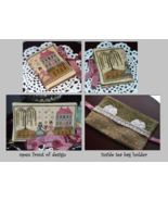 Tea For Two LIMITED EDITION Kit cross stitch kit Abby Rose Designs - $28.00