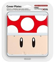 New Nintendo 3ds Cover Plates Toad Only for Nintendo New 3DS Japan Import - $32.37