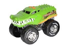 Road Rippers Wheelie Monsters Crocodile Truck by Road Rippers