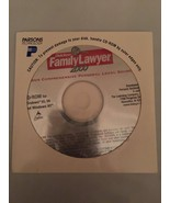 Quicken Family Lawyer 2000 [CD-ROM] - $9.75