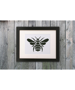 Cross Stitch Pattern Bee - $3.00
