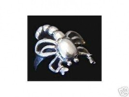 0762 genuine Sterling Silver 925 Scorpion Ring Jewelry scorpio Zodiac sign - $15.31