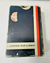 Japan Air Lines JAL Deck of Playing Cards   (#43) image 8
