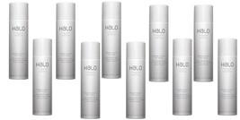 10 Cans Graham Webb Halo Flexible Control Hair Spray 11.5 oz - $99.99