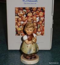 """For Mother"" Goebel Hummel Figurine #257 2/0 TMK6 MINT GIFT With Origina... - $82.44"