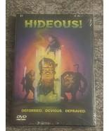 Hideous! (DVD, Full Moon, 1997 Horror Film) BRAND NEW / FACTORY SEALED - $9.99