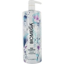 Aquage Biomega Silk Shampoo for Unisex, 32 Ounce - $30.35