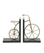 Charming bicycle book ends thumbtall