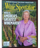 WINE SPECTATOR MAGAZINE July 2010 Americas Greatest Winemaker - $4.99