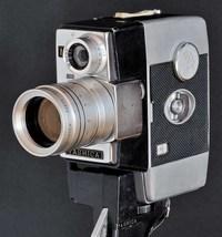 Yashica UL 8mm Movie Camera Auto Loading Power ... - $25.00