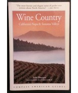 Wine Country by John Doerper Compass American Guides 1st Edition - $3.99