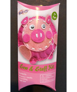 PIG Sew and Stuff Kit Sewing Set Craft for Kids NEW - $9.99