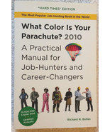 What Color Is Your Parachute?  2010: A Practical Manual for Job-Hunters ... - $4.99