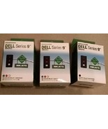 Dell Series 9 Ink Cartridges 3-pack Black Color for Dell All One Printer - $12.95