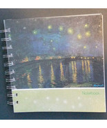 BLANK NOTEBOOK Blank Van Gogh Starry Night 160 Pages NEW - $8.99