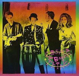 Cosmic Thing by  The B-52's Cd