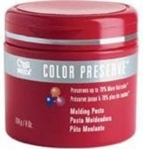 Wella Color Preserve Molding Paste (4 oz.) - $49.99
