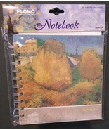 ART Themed NOTEBOOK Blank 160 Pages Van Gogh NEW - $7.99