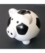 "SOCCER PIGGY MONEY BANK Coin Pig Figurine Ceramic 3.5"" NEW - $8.99"