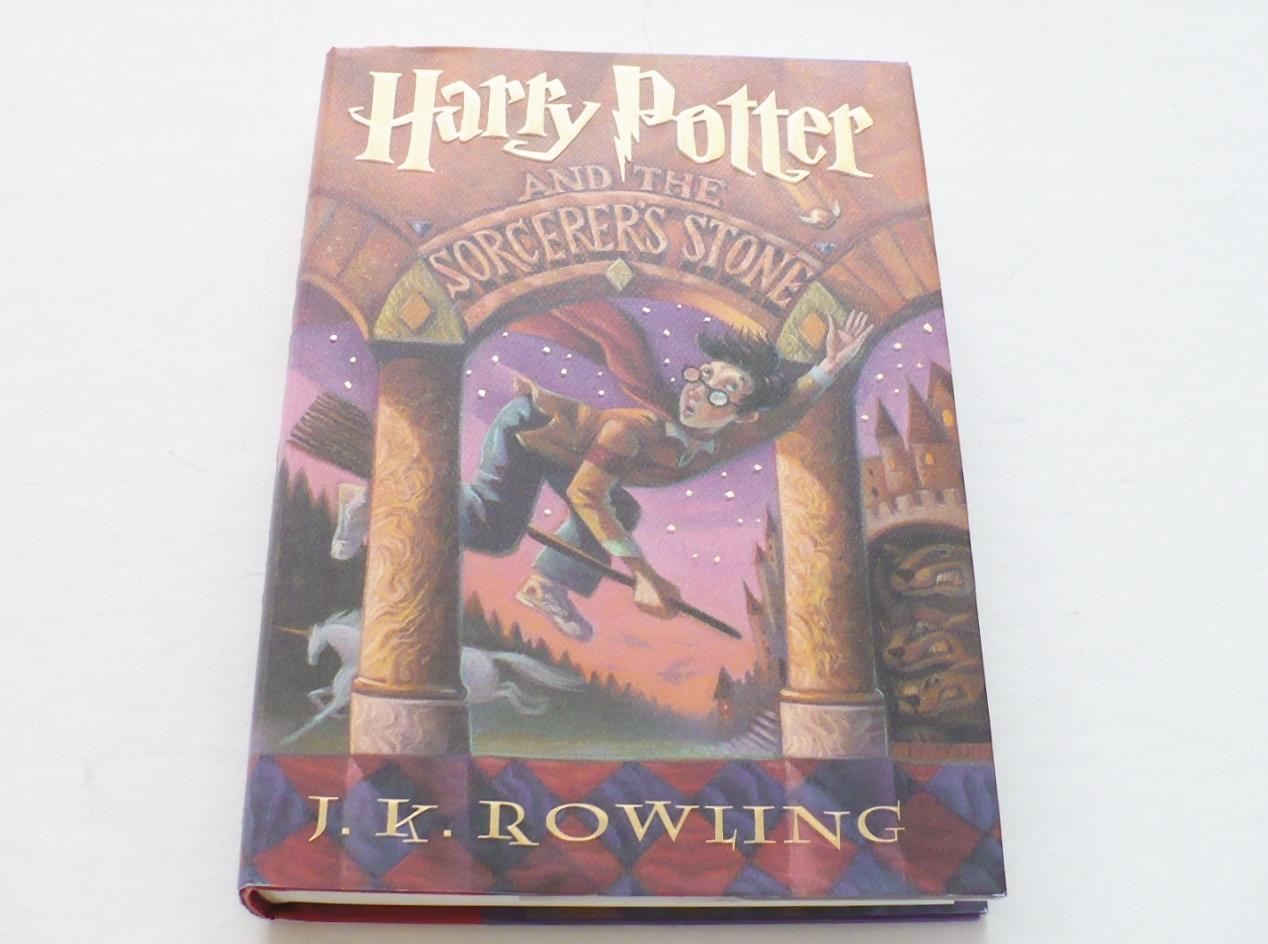 Harry Potter by J. K. Rowling, Set 1-7, Owner Signed, 20% Discount, Make Offer