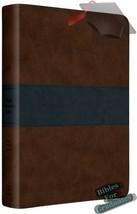 NEW ESV Gospel Transformation Study Bible TruTone, Saddle/Navy RP $65 NO... - $28.99