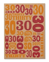 American Greetings 30th Birthday Card - 5856735 - $15.53