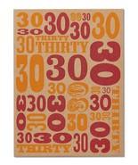 American Greetings 30th Birthday Card - 5856735 - $15.53