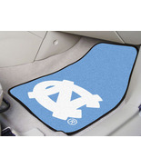 University of North Carolina Car Mats 2 Piece Front, Fan Mats - $30.00