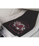 University of South Carolina Car Mats 2 Piece Front, Fan Mats - $30.00