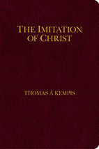 The Imitation of Christ (Zippered Cover)