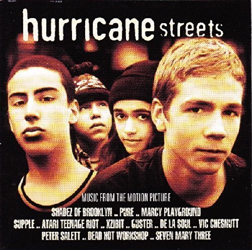 Hurricane Streets: Music From The Motion Picture by Various Artists Cd
