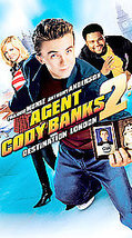 Agent Cody Banks: Destination London VHS, 2004, Free Shipping U.S.A. - $9.41