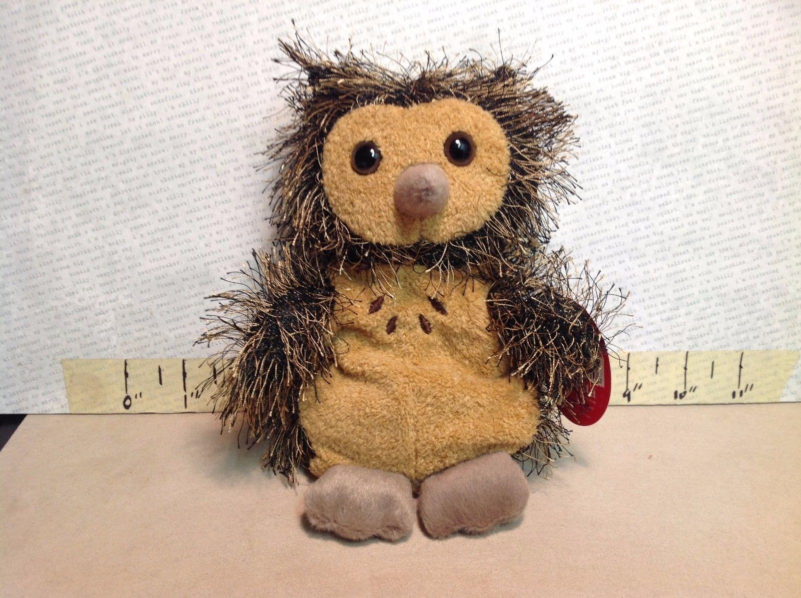 Fiesta Fuzzy Brown Owl