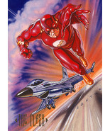 DC Master Series '94 #53 - The Flash - $0.99