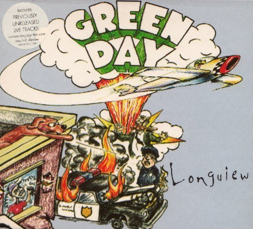 Longview by Green Day Cd