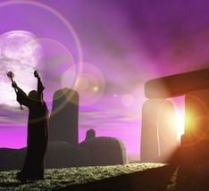 Druid Witch Millionaire 3rd Eye Magick Psychic + Money Love Protection Spell  - $117.35