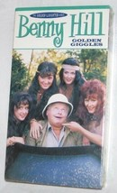 Benny Hill - Golden Giggles VHS, 2002, Comedy, NR,  Free Shipping U.S.A. - $6.33