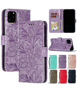 For iPhone 11 Pro Max/11/11Pro Pattern PU Leather Magnetic Flip Phone Ca... - $55.00