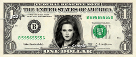 BELLA Twilight on REAL Dollar Bill Cash Money Bank Note Currency Dinero - $7.77