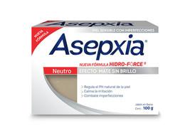 "ASEPXIA NEUTRO "" Efecto Mate Sin Brillo "" 100g x 2 bars of acne fighting... - $11.99"