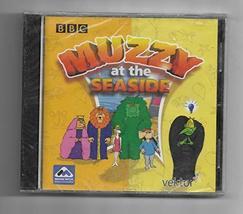 Muzzy at the Seaside (Learn French, Spanish, German, Italian, English) - $19.99