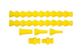 LocLine Acid Resistant Coolant Hose Assembly Kit Yellow Polyester 7 Piec... - $23.26