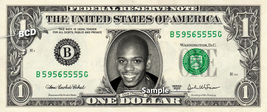DAVE CHAPPELLE on a REAL Dollar Bill Cash Money Collectible Memorabilia Celebrit - $7.77