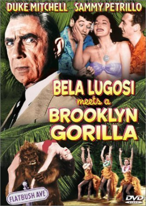 Bela Lugosi Meets a Brooklyn Gorilla Dvd