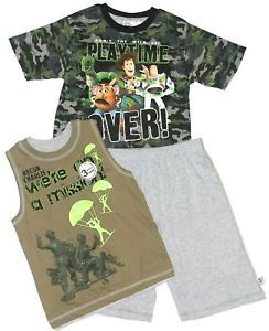 Disney Toy Story Boy's Size 6/7 Shorts & Top 2 or 3 Piece Outfit New image 5