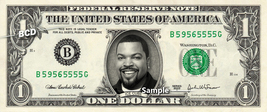 ICE CUBE Rapper on a REAL Dollar Bill Cash Money Collectible Memorabilia... - $7.77